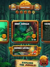 Jungle Mash (обновлено v 1.0.3.1) Мод (infinite Coins) 1