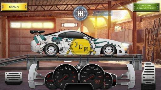 Drag Racing: Streets screenshot 2