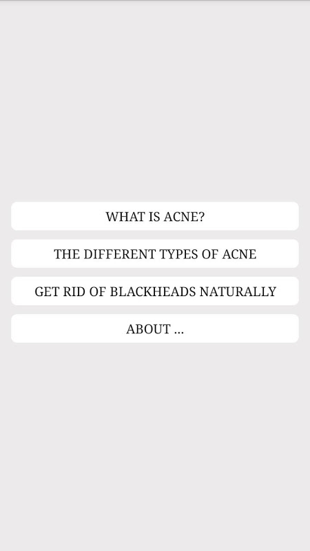 acne removal tips natural screenshot 1
