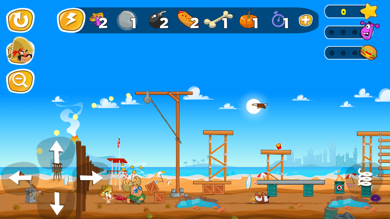 Jump the Wall - Mexico USA : Catapult, Jump, Escape - Appcoins ed. screenshot 7