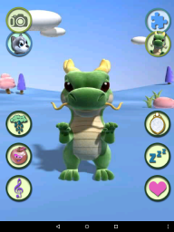Talking Dragon screenshot 4