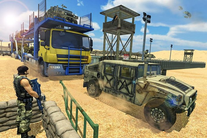 US Army Car Transport & Cruise Ship Simulator Game 1 0 4 Download