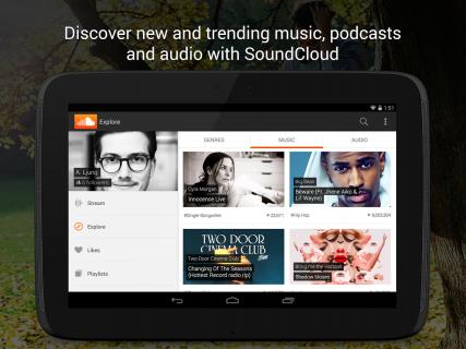 SoundCloud screenshot 12