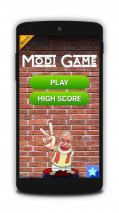 Modi Game Screenshot