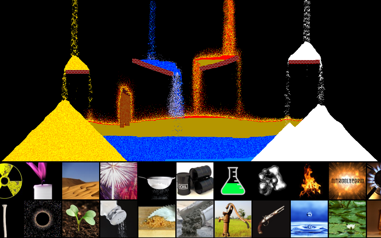 caixa de areia screenshot 2