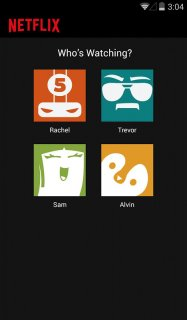 Netflix screenshot 2