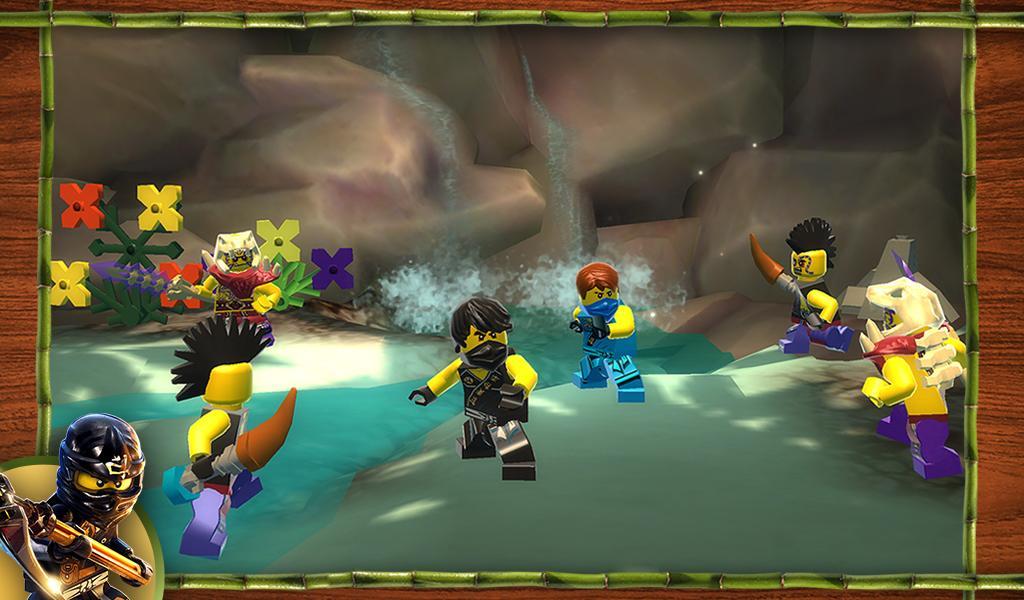 LEGO® Ninjago: Shadow of Ronin screenshot 1
