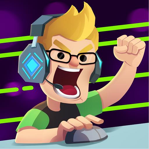 League of Gamers - Vire uma Lenda dos E-Sports!
