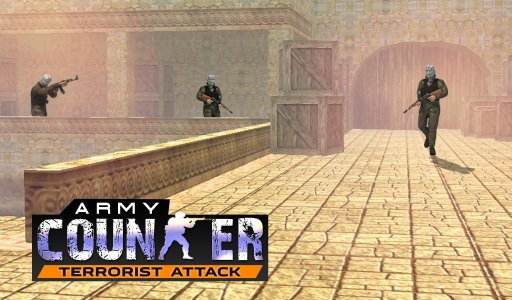 Army Counter Terrorist Attack Sniper Strike Shoot screenshot 7