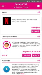 Mój T-Mobile screenshot 8