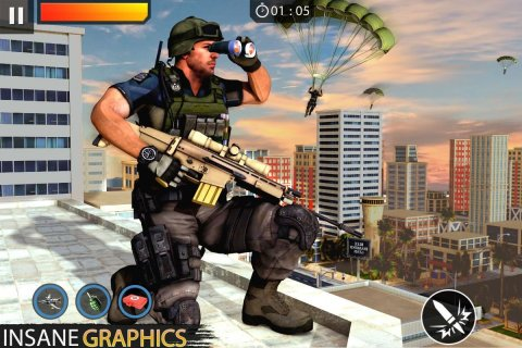 Ultimate Sniper Assassin Kill Shooter screenshot 7