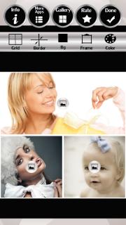 Bow Photo Collage Editor screenshot 3