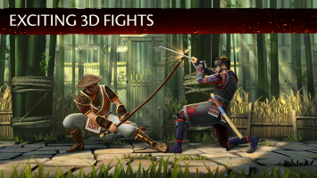 Shadow Fight 3 Screen
