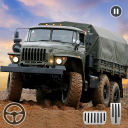 US mountain army cargo truck driver : New Games