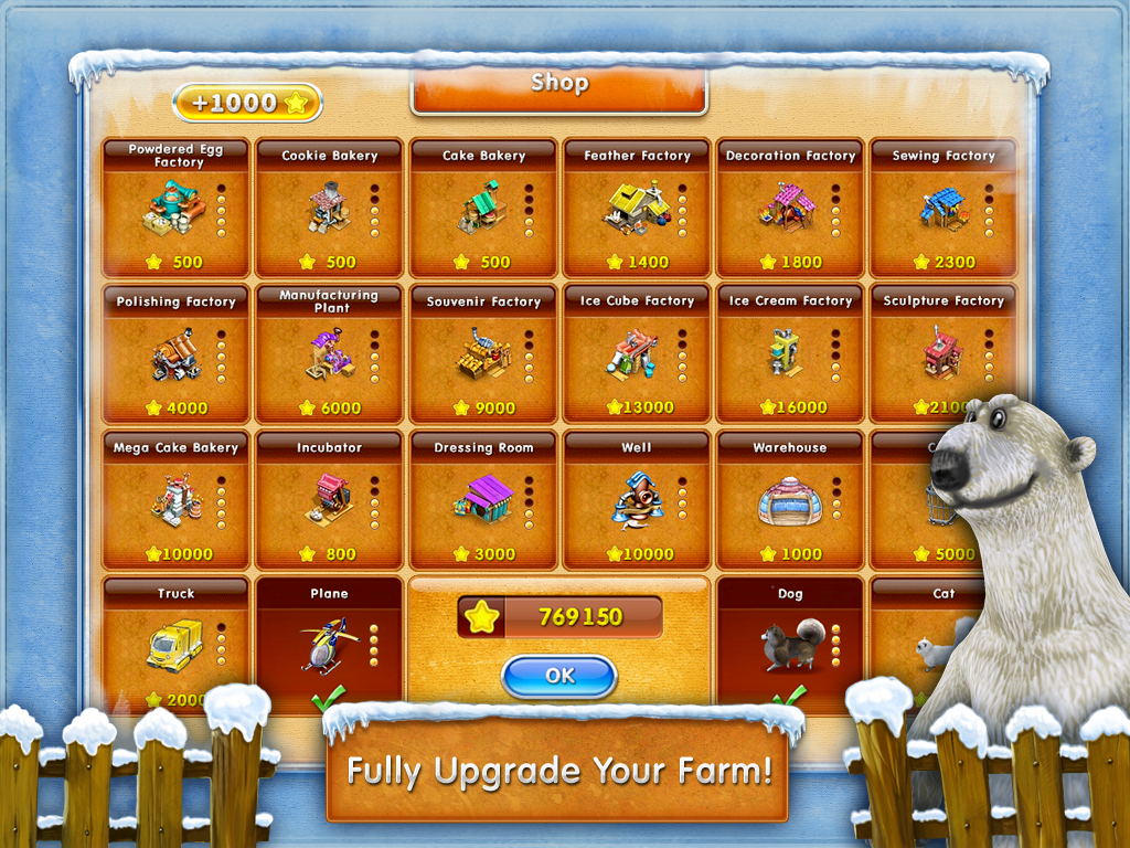 Farm Frenzy 3: Ice Domain Free 1 5 Download APK para Android