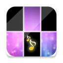 Color Tiled Piano Game