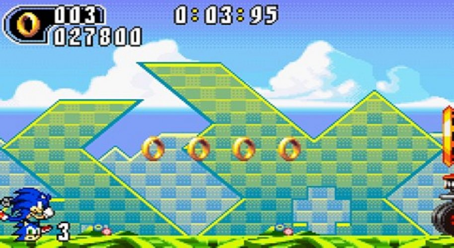 Sonic 2 screenshot 2