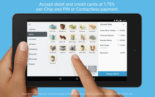 Square Point of Sale - POS screenshot 11