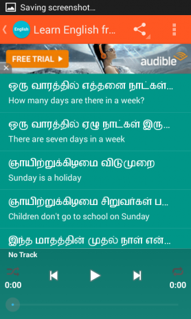 Learn English from Tamil 1 0 Download APK for Android - Aptoide