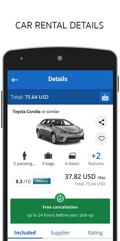 CARNGO.com - Car Rental APP screenshot 5