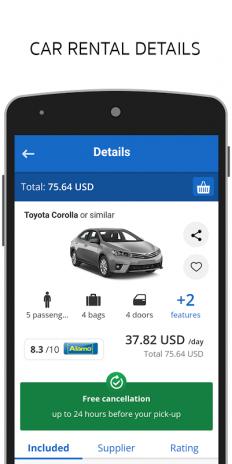 Carngo Com Car Rental App 1 4 Download Apk For Android Aptoide