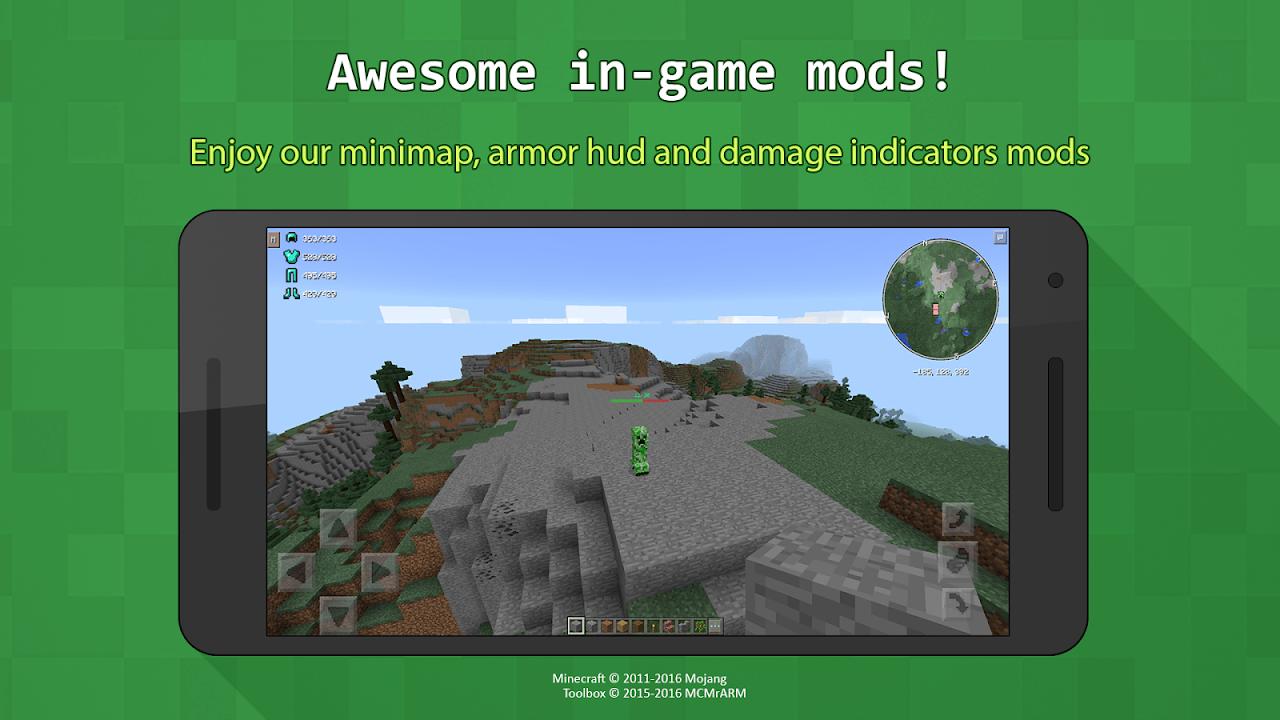 Toolbox per Minecraft: Pocket Edition screenshot 1