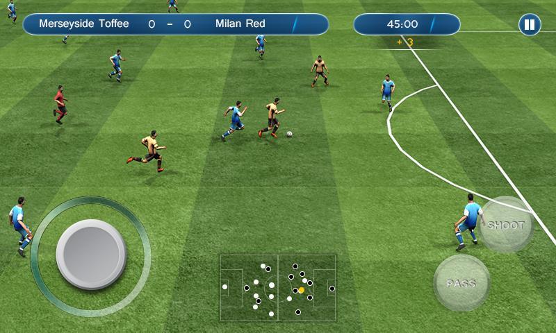 Ultimate Football screenshot 1