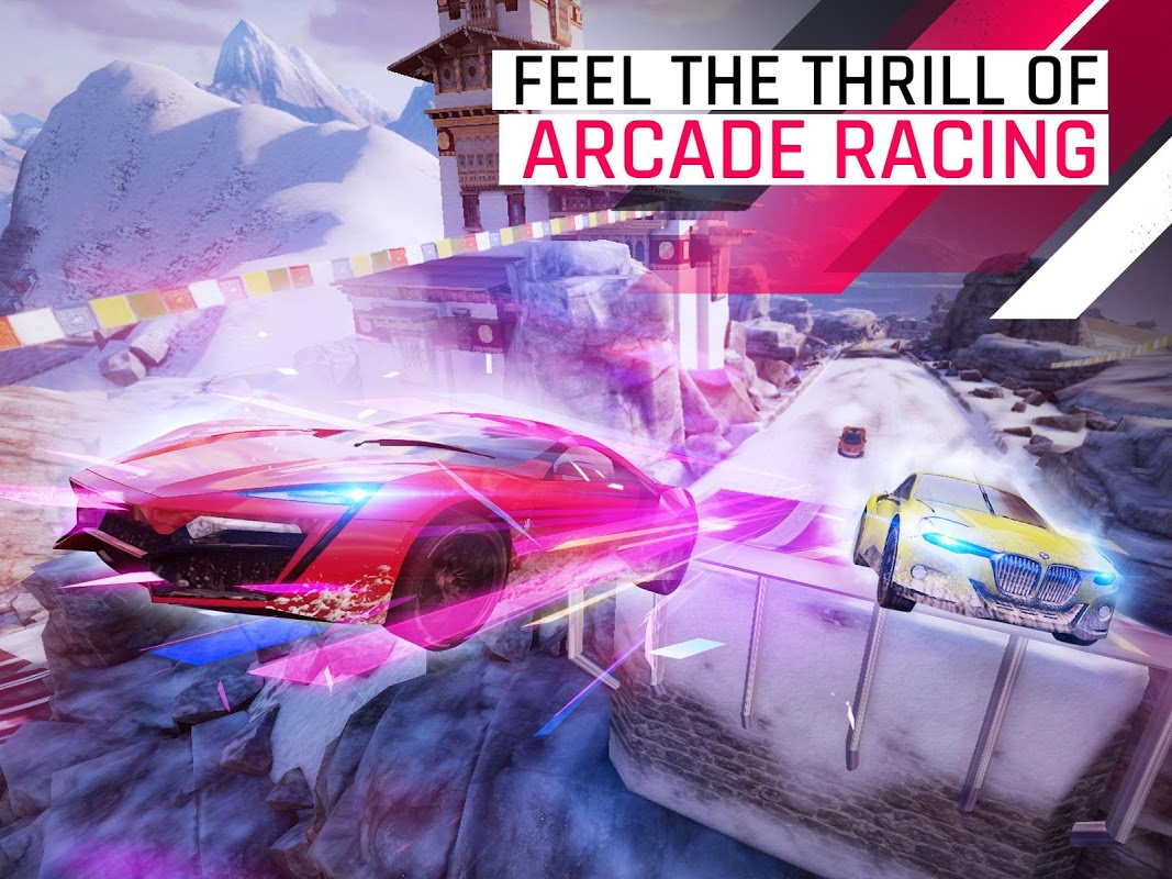 Asphalt 9: Legends - 2019's Action Car Racing Game screenshot 7