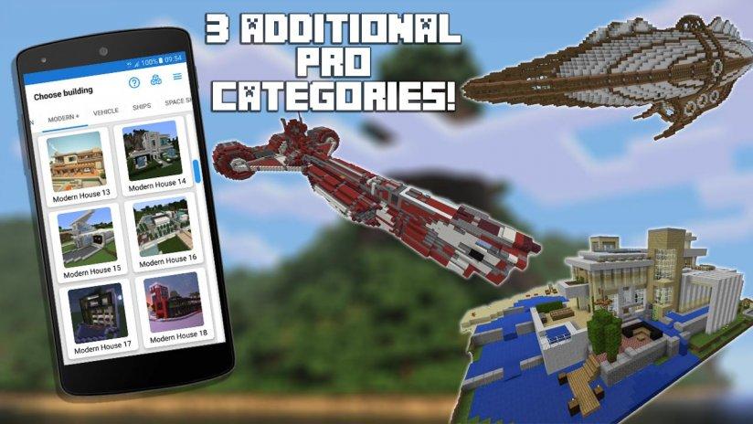 Builder PRO For Minecraft PE Download APK For Android Aptoide - Minecraft pe kostenlos spielen pc
