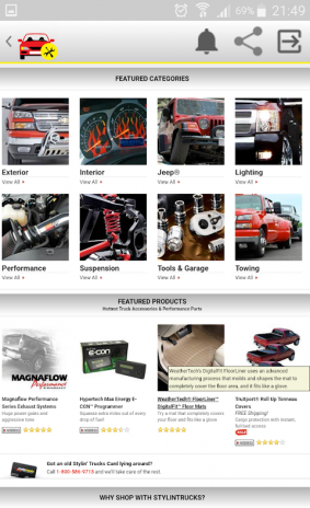 Car Parts Accessories Online Shopping 8 1 Download Apk For