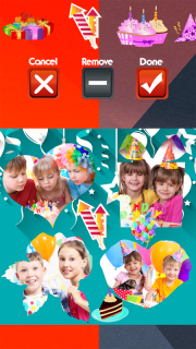 Birthday Party Collage screenshot 7