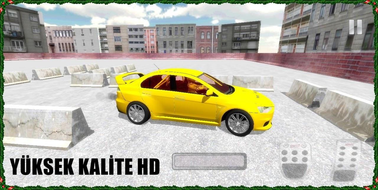Car Park Challenge 3d Screenshot 1 ...