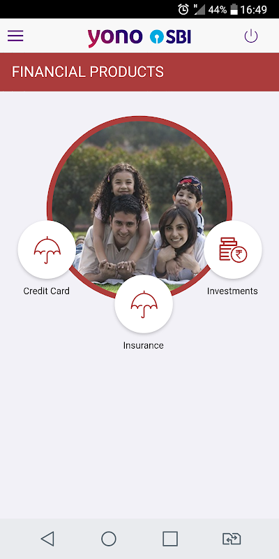 YONO SBI: The Mobile Banking and Lifestyle App! screenshot 5