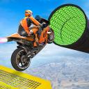 自行车 不可能 轨道 种族: 3D 摩托车 特技