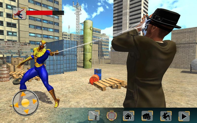 Super Spider Hero Secret Stealth Mission 1 2 Download Android Apk Aptoide