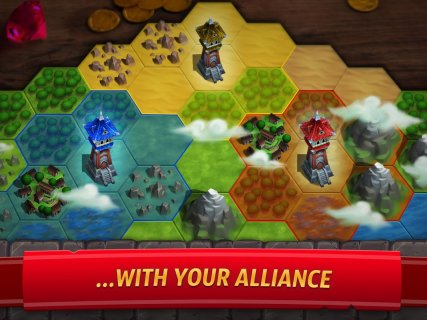 Royal Revolt 2: Tower Defense RPG and War Strategy screenshot 15