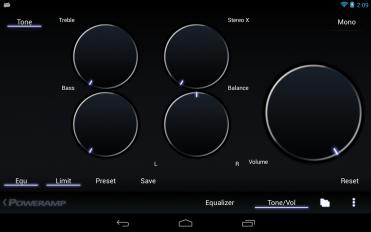 poweramp music player trial screenshot 12