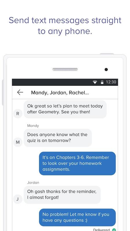 Remind: School Communication screenshot 2