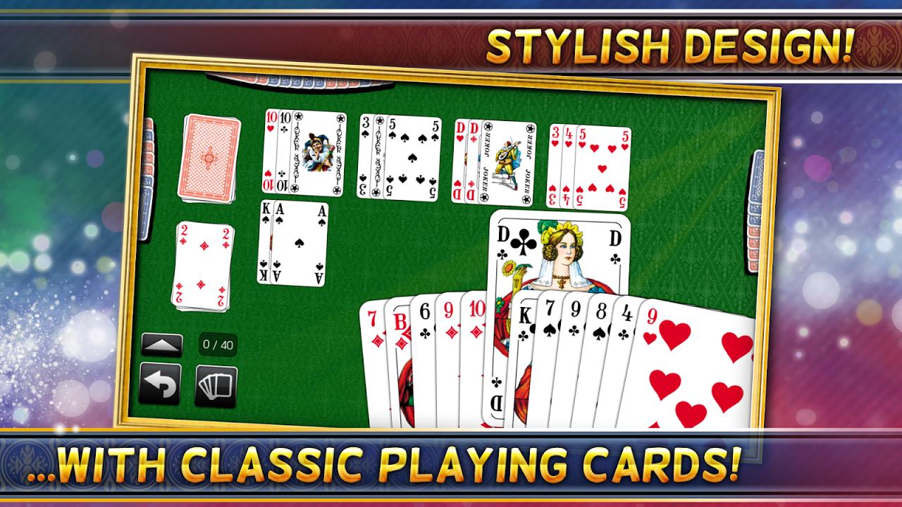 Romme Kartenspiel Kostenlos Downloaden