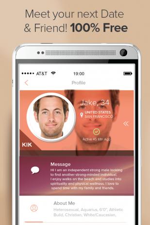 Dating-Website Messenger-Download
