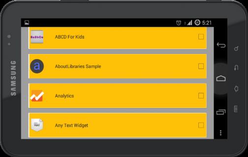 Child Lock Launcher screenshot 4