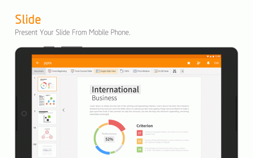 Polaris Office - Word, Docs, Sheets, Slide, PDF screenshot 3