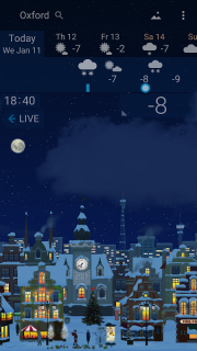 YoWindow Weather screenshot 14