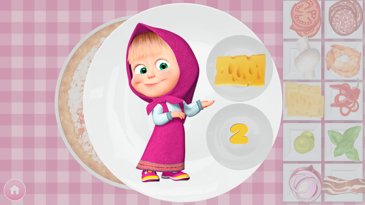 Resultado de imagem para Masha and the Bear. Games & Activities