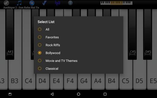 Piano Melody Free screenshot 10
