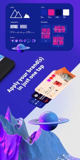 Adobe Spark Post: Graphic Design & Story Templates screenshot 14