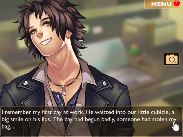 Dating sims for guys apk