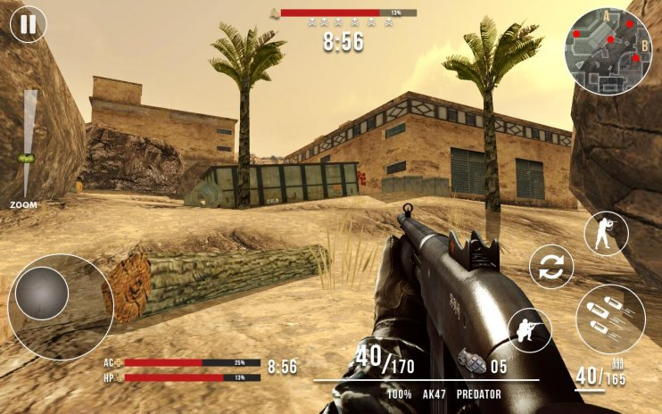 free fps games for pc download