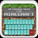 Keyboard Skin for Minecraft