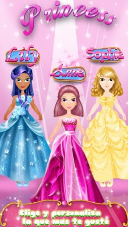 Juegos De Vestir Princesa Star 001 Descargar Apk Para